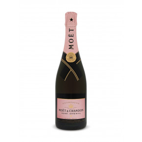 CHAMPAGNE MOET & CHANDON ROSE' - 75 cl.