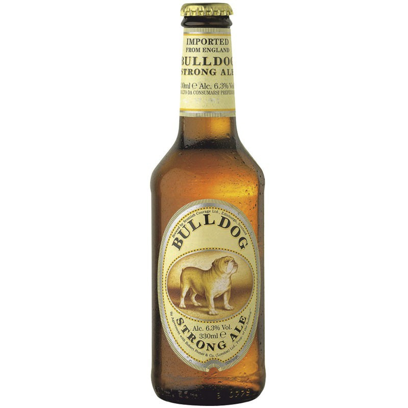BIRRA BULLDOG - 33 cl.