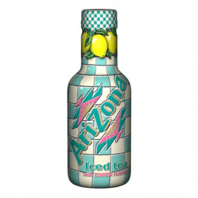 THE NERO AL LIMONE ARIZONA - 500 ml.