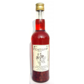FRAGOLINO LIQUORE DI FRAGOLE DEMALDÈ ZIBELLO - 700 ml.