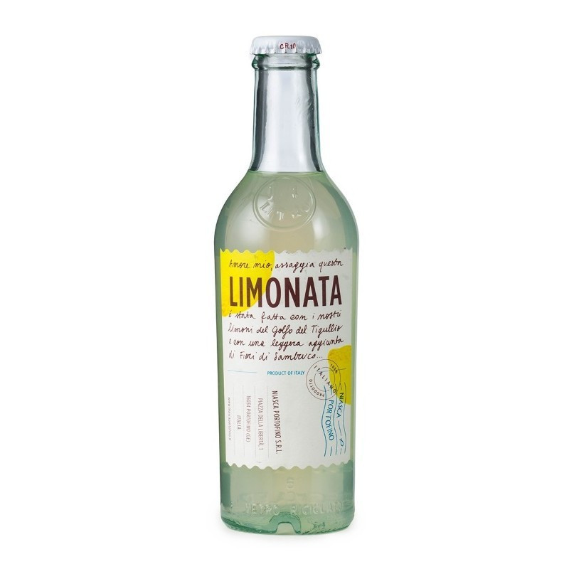 LIMONATA DEL TIGULLIO LURISIA - 250 ml.