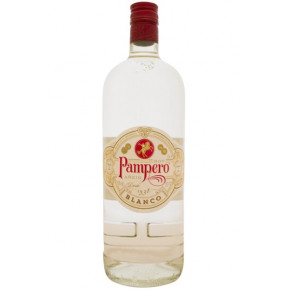 RUM BLANCO PAMPERO - 100 cl.