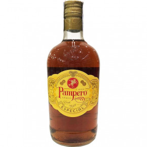 RUM ESPECIAL PAMPERO - 100 cl.