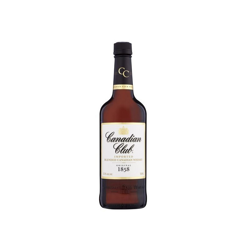 WHISKY CANADIAN CL.100